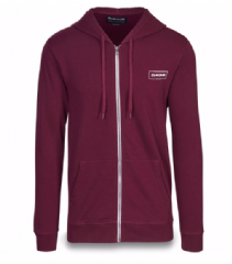 Dakine Cove Lightweight Fullzip Hoodie (Plum Shadow)